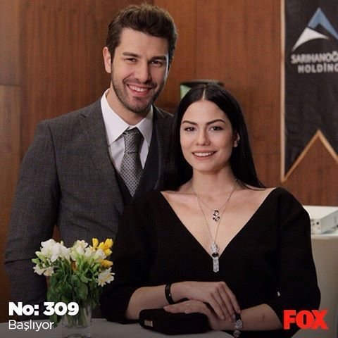 Onları ayırmaya kimsenin gücü yetmez!  No: 309 yeni bölümüyle şimdi FOX'ta. #birbirimiziçin    #sendegelFOXa #FOX #FOXTurkiye #yenibölüm #şimdi #başlıyor #No309 #çarşamba #dizi