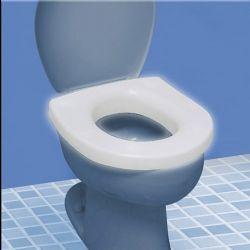 Light Up Raised Toilet Seat Making Life A Little Easier
