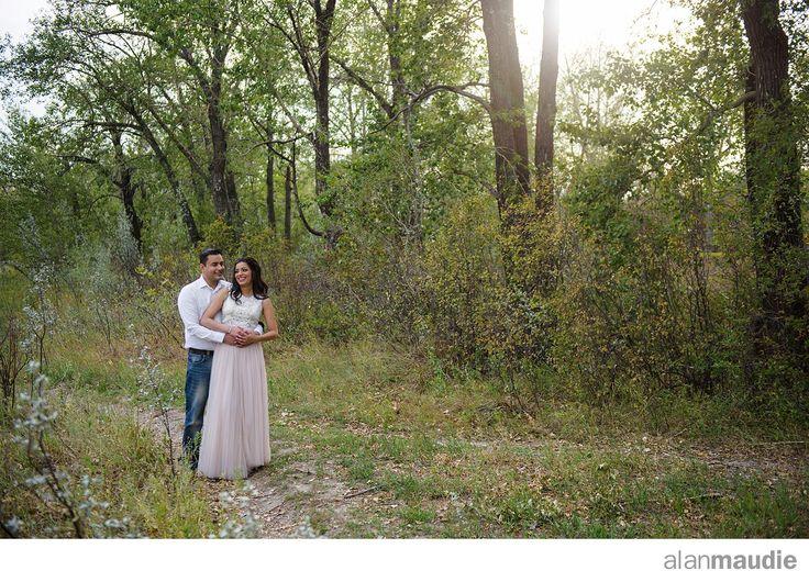 Calgary Indian Wedding Photographer - Kensington Engagement session.