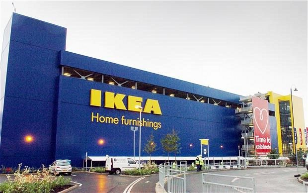 I knew Ikea was on the cutting edge. Hey, as long as the meatballs remain such a bargain!