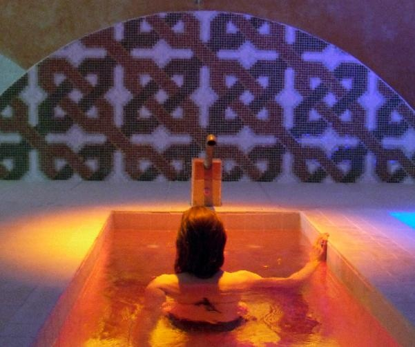 Spa, wellness and relaxation in the Moorish Mountains of Southern Spain...Just ń Joy will get you there