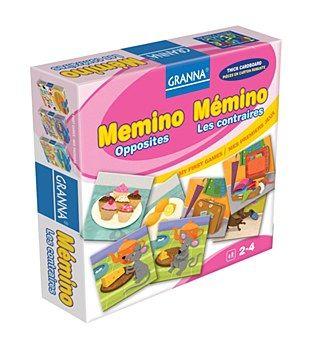 Mémino - Les Contraires