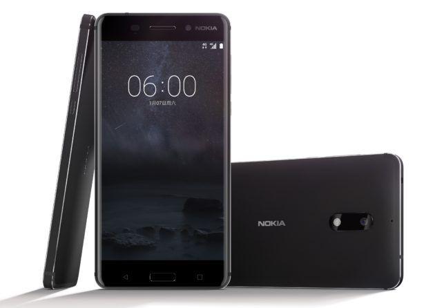 Le Nokia 6 pourrait avoir droit à une variante argentée et une version internationale - http://www.frandroid.com/marques/nokia/404217_le-nokia-6-pourrait-avoir-droit-a-une-variante-argentee-et-une-version-internationale  #Nokia, #Smartphones