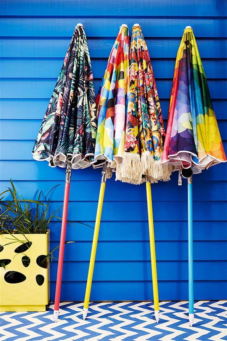 Basil Bangs Beach Umbrella basilbangs.com