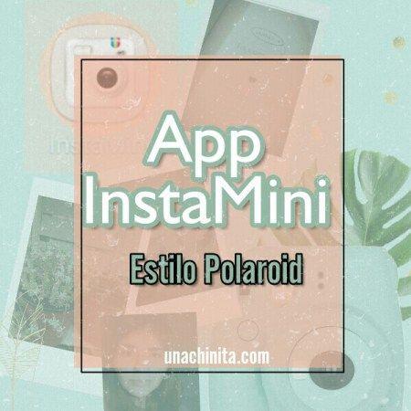 Crea fotos estilo Polaroid con efectos de la cámara. Instax Mini 8 la podes descargar desde Google Play.