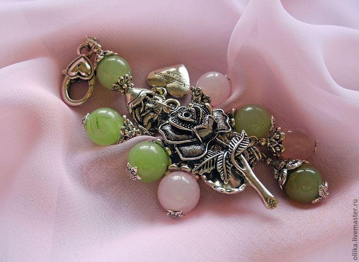 Купить Брелок для ключей, на сумку К Вам едет Донна Роза из Бразилии - брелок на сумку