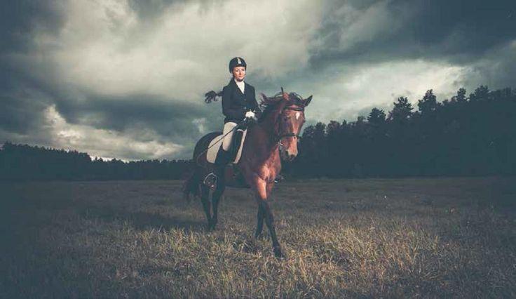 Equitation, pratiquez plus efficacement - SanteSportMagazine feminin 14