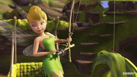 Secret of the Wings' allows Tinker Bell and Disney Fairies to ...