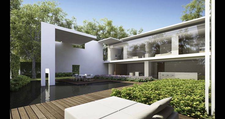 Casa cedros in mexico by taller aragon s miguel angel aragon s houses to be pinterest - Miguel angel casas ...