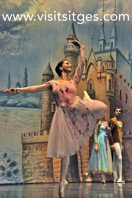 Sitges - Ballet de Moscú | Flickr: Intercambio de fotos
