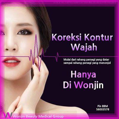 Discover The New You With WONJIN: Tulang Wajah Ramping & Bergaris V Non…