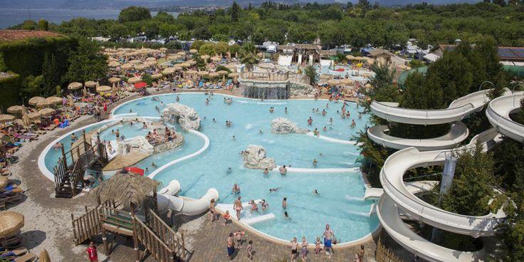 Parco acquatico Piani di Clodia