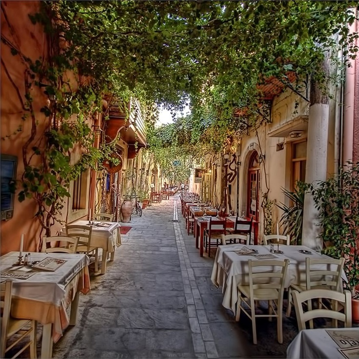 Crete - Rethymon