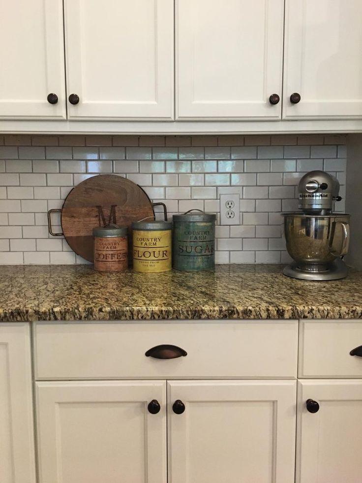 Farmhouse Kitchen | White Cabinets | Granite Countertops ... on Kitchen Farmhouse Granite Countertops  id=78431