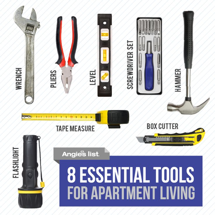 apartments diy tools college life the college household tips apartment