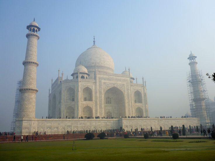 Agra 15 Taj Mahal