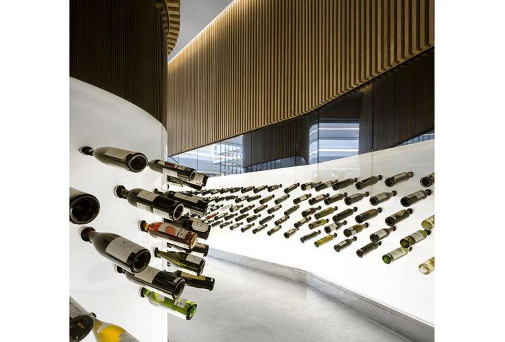 Studio Arthur Casas, Mistral Wine Shop, San Paolo, Brasile, 2012