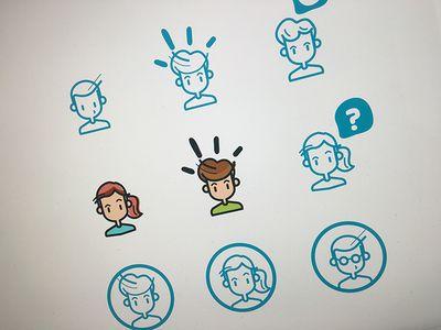 kawaii characters