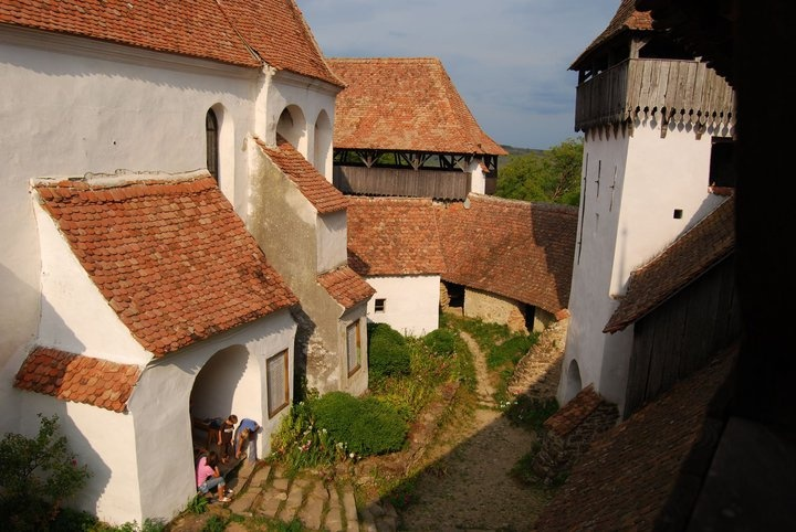 Did you know that Prince Charles loves Transylvania so much that he bought a house in Viscri and he visits Romania almost every year? Viscri is a beautiful village near Sighisoara, that holds a Saxon fortified church dating back from 1400.