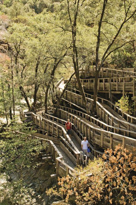 Go Take A Hike! - Sacramento Magazine - October 2009 - Sacramento, California