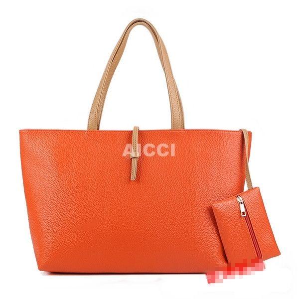 Gorgeous Women's Bag Handbag Tote Bag Shoulder Bag Satchel Handbag Orange