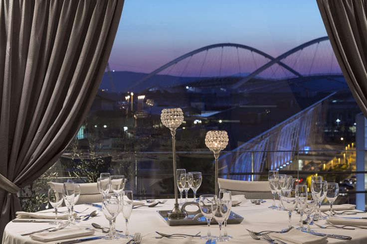 What a view from Civitel Olympic don't you agree?