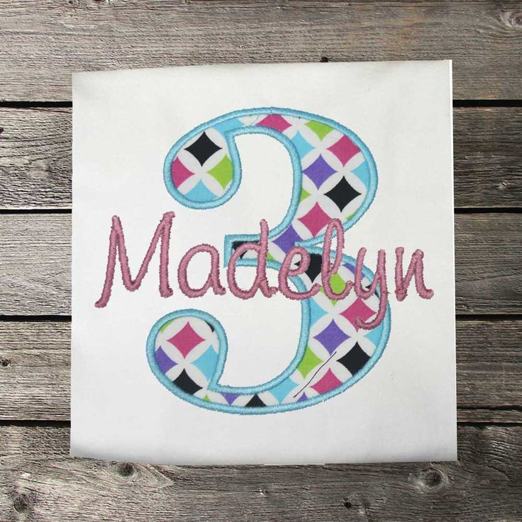 Girls Birthday Shirt,Girls Birthday Number Shirt,Personalized Shirt,Applique Shirt by FlyingHighBoutique on Etsy https://www.etsy.com/listing/506749189/girls-birthday-shirtgirls-birthday