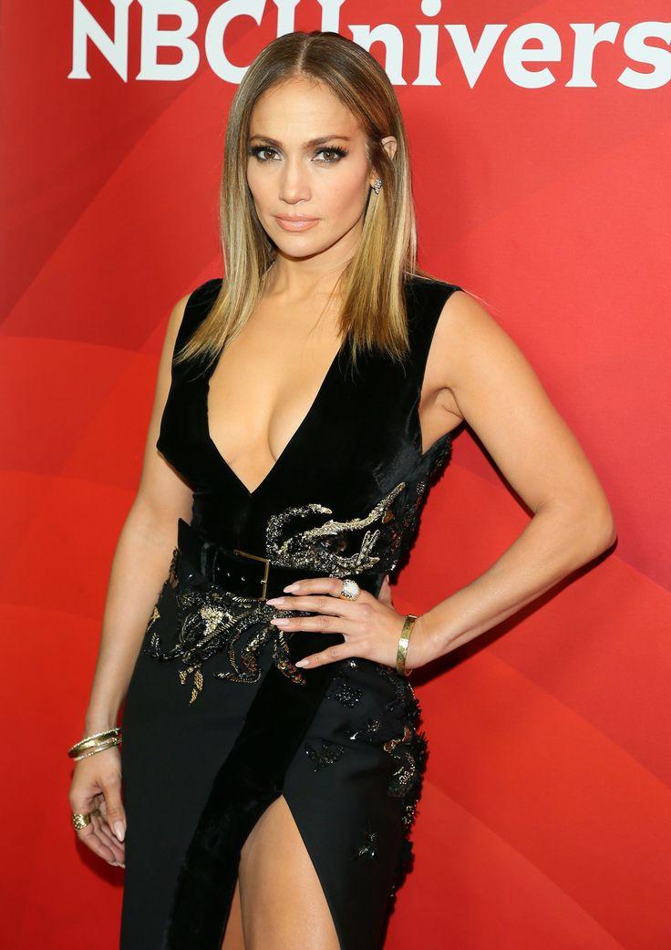 Jennifer Lopez Steps Out With a New Shoulder-Skimming Cut