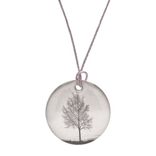 Sterling Silver Prosperity Tree Pendant Necklace  #MadeinUSA #AmericanMade #USAMade #Gifts #AmericanMadeGifts #MothersDay