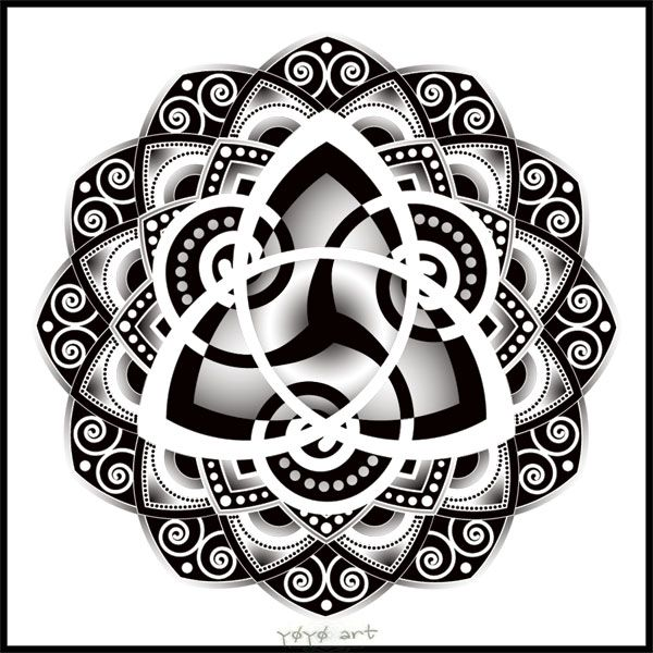 "While we're working on improving More Like This, you can help by collecting ""mandala tattoo design"" with similar deviations. Description from deviantart.com. I searched for this on bing.com/images"