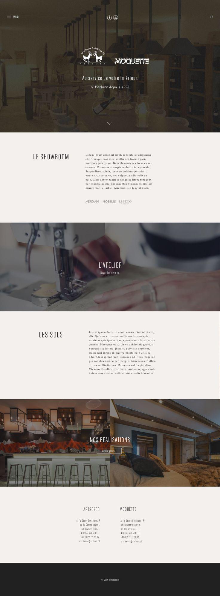 identité digitale | stratégie digitale | webdesign | boutique artsdeco | vidéo promotionnelle | Verbier #digitalidentity #digitalstrategy #webdesign #verbier #lausanne