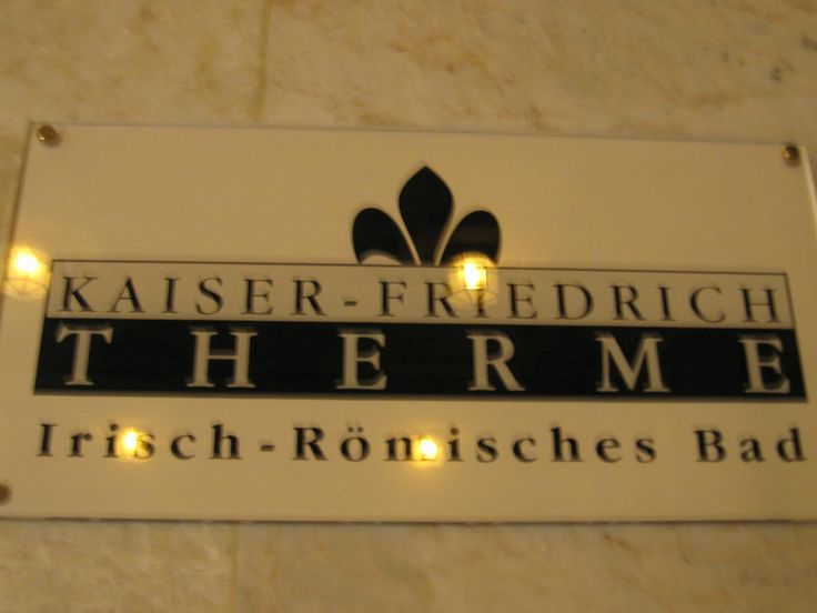 Kaiser Friedrich Therme, Wiesbaden: See 122 reviews, articles, and 17 photos of Kaiser Friedrich Therme, ranked No.1 on TripAdvisor among 9 attractions in Wiesbaden.
