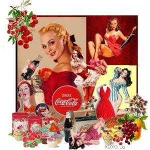 Tridsiate roky- Lolita štýl a Pin-up girls | ...back in the past...