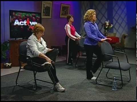 Chair Yoga-Severe Arthritis/Elderly-Part 1, Yoga can help heal series - YouTube