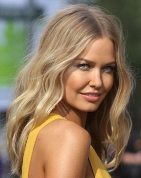 perfect hair / lara bingle www.facebook.com/OrganicBabyClothes www.organicbabe.com.au