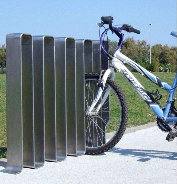 Bild Von Fahrradstander Agemo Gl Reihenanlage Fahrradstander