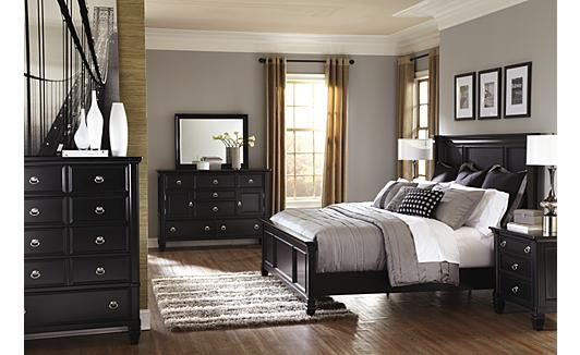 Greensburg Panel Bedroom Set - We just ordered this & are awaiting delivery. I'm very excited to have a new bedroom furniture set!