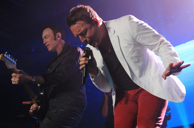 I hugged him, got his autograph, and he called me baby last night.  LOVE YOU, JOHNNY REID!