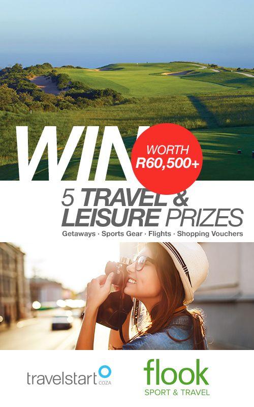 Win Getaways, Sports Gear, Flights & More Worth R60,000