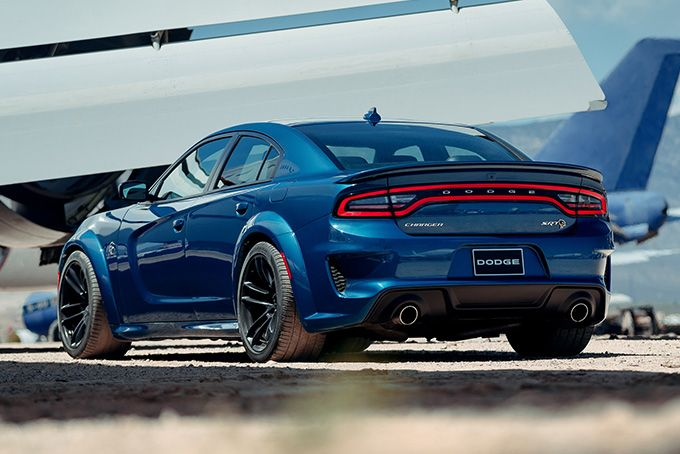 Dodge S 2020 Charger Srt Hellcat Widebody Is A Hemi Powered 707hp Missile Chicago