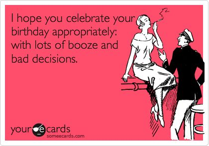 Funny Birthday Ecard I hope you celebrate your birthday – Funny Online Birthday Cards