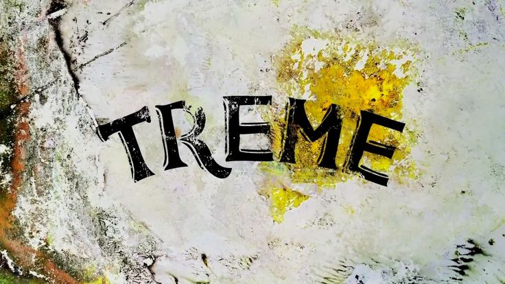 Treme - I love New Orleans, it is so fun to see all the places you've been.