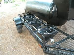 Image detail for -Miller - Welding Projects - Idea Gallery - BBQ Pit-Charcoal/Gas Grill ...