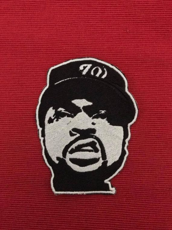 ICE CUBE Patch