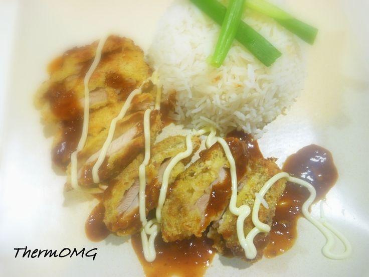 Katsu Chicken - ThermOMG