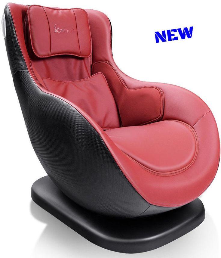 3d massage chair heated shiatsu full back neck airbag bt