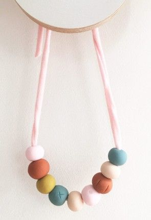 Autumn Kids Necklace