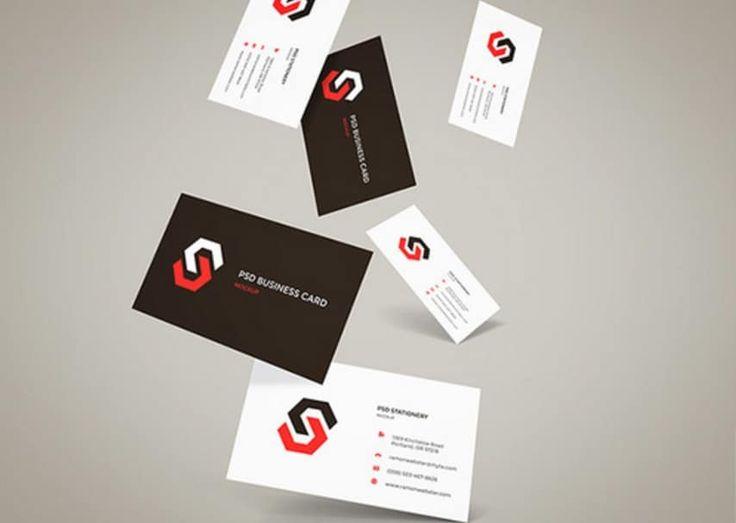 Favori 90 best Mockups | Business Cards images on Pinterest | Mockup  RR98