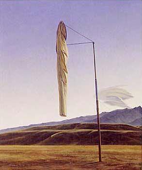 Limp Sock by Grahame Sydney for Sale - New Zealand Art Prints