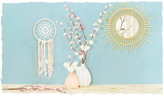 Inspiration Et Tendance Deco Printemps Ete 2020 Decoration Romantique Tendance Deco Decoration Boheme